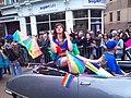 Birmingham Pride 2011 NASUWT Car Back.jpg