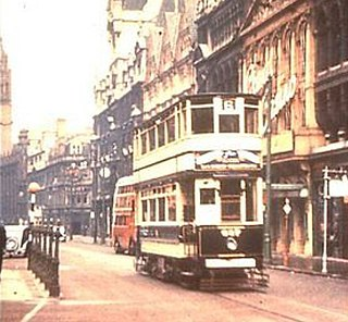 Birmingham Corporation Tramways