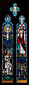 Birr St. Brendan's Church South Transept Prince of Wales Regiment Memorial Window 2010 09 10.jpg