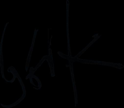 Björk's signature