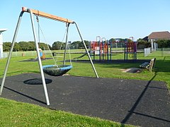 Blackfield, play area - geograph.org.uk - 2621581.jpg