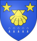 Coat of arms of Aurelle-Verlac