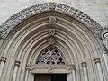 Blattmasken KLOSTER EBRACH Abteikirche Eingang.jpg