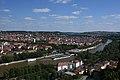 Blick auf Würzburg vom Fürstengarten der Festung Marienberg (42369465214).jpg