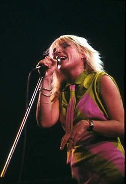 Debbie Harry 1979-ben