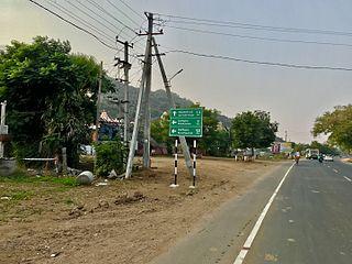 Mukkamala, East Godavari district village in Andhra Pradesh, India