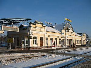 Bobrujsk railway station1 BY.jpg