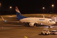 Boeing 737-7C9 Luxair LX-LGQ, LUX Luxembourg (Findel), Luxembourg PP1350972842.jpg
