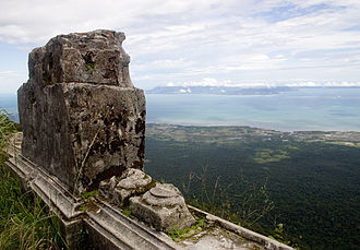 Kampot Province - Image: Bokor view