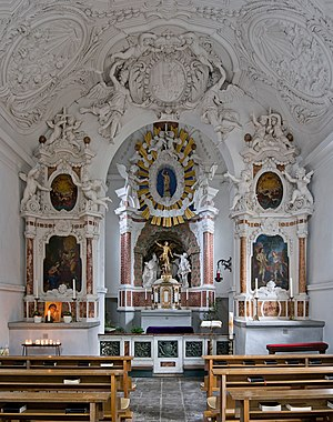 St. Michael's Chapel in Bonn