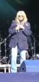 Bonnie Tyler sound check in Poland, May 2011.png