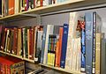 Books in the Communications Library (11056539414).jpg