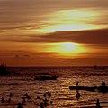 Boracay Sunset, Philippines (37161617503).jpg