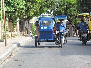 Boracay Tricycles