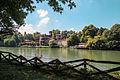 Borgo medioevale di Torino visto da via Moncalieri.jpg
