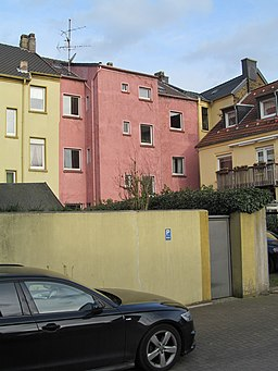 Borker Straße in Lünen