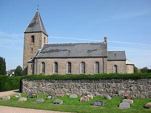 Vestermarie - Vestermarie Church, Bornholm