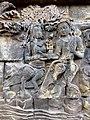 Borobudur - Divyavadana - 089 N, Bhallatiyajataka (detail 1) (11706405086).jpg