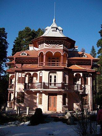 Borovets - An old villa in Borovets