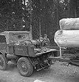 Bosbewerking, boswegen, auto's, boomstammen, vervoeren, Bestanddeelnr 251-8817.jpg