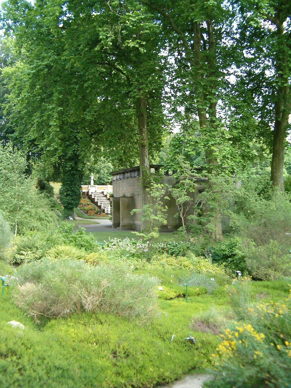 Jard n bot nico de potsdam wikipedia la enciclopedia libre for Jardin botanico tarifas