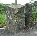 Boundary Stone, Woodfield Road, Lockwood - geograph.org.uk - 1354920.jpg