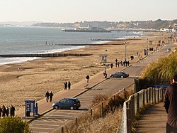 Bournemouth, Poole Bay in Christmas sunshine - geograph.org.uk - 1632580.jpg