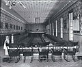 Bowling alley at the Pleasant Beach Hotel, Bainbridge Island, ca 1898 (HESTER 61).jpeg