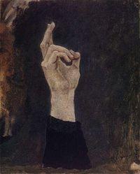 Boyaryna Morozova by V.Surikov - sketch 14.jpg