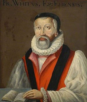Bishop of Carlisle - Image: Bp Francis White