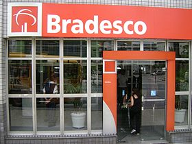 illustration de Banco Bradesco