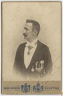 Branislav Nušić Serbian writer