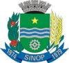 Official seal of Sinop, Mato Grosso