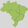 Brasil Sergipe maploc.png