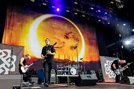 Breaking Benjamin performing at Rock am Ring in Germany 2016. Breaking Benjamin - Rock am Ring 2016 -2016155170151 2016-06-03 Rock am Ring - Sven - 5DS R - 0039 - 5DSR5800 mod.jpg