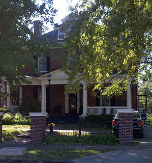 Breckenridge–Gordon House