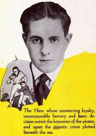 John B. O'Brien - From an advertisement for Bride 13 (1920)