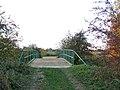 Bridge over a tributary of the River Nene - geograph.org.uk - 1560969.jpg