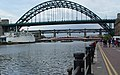 Bridges over the Tyne - geograph.org.uk - 726847.jpg