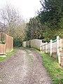 Bridleway, Laverstock - geograph.org.uk - 1054195.jpg