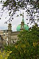 Brighton - Pavilion Parade - View NW towards Entrance Gate Royal Pavilion.jpg