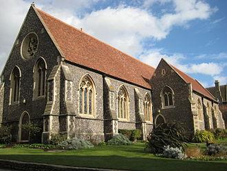 Brighton College - The Brighton College Chapel