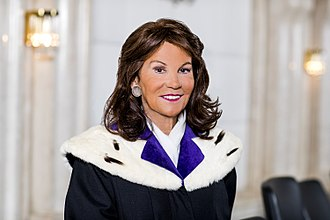 Constitutional Court (Austria) - Brigitte Bierlein has been the president of the Constitutional Court since January 2018.