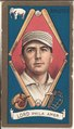 Briscoe Lord, Philadelphia Athletics, baseball card portrait LCCN2008677895.tif