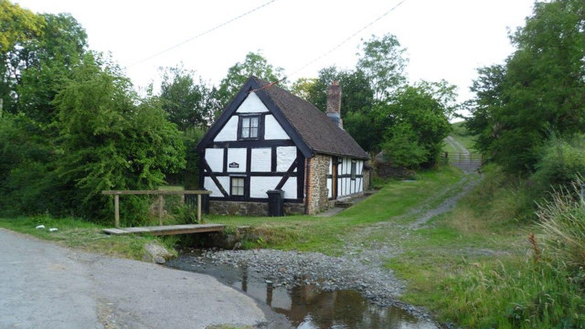 Brook Cottages, Little Stretton.jpg