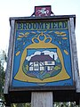 Broomfield village sign - geograph.org.uk - 76189.jpg