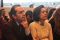 Bruno Racine et Sylviane Tarsot-Gillery - Salon du Livre 2014 (13378202664).jpg