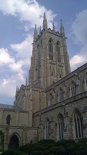 Bryn Athyn Cathedral - Image: Bryn Athyn Cathedral 1 The Sci Nerd