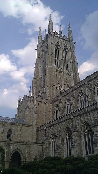 Bryn Athyn Cathedral - Image: Bryn Athyn Cathedral 1 The Sci Nerd