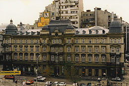Bucharest - Grand Hotel du Boulevard -2001.jpg